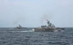 Tàu tên lửa tấn công nhanh
