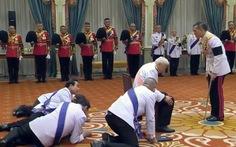 Tân vương và hi vọng mới ở Thái Lan