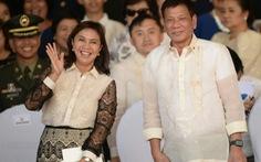 Không được họp nội các, phó tổng thống Philippines từ chức