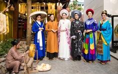 Mở cửa Không gian áo dài Việt đón du khách
