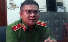 Thiếu tướng Hồ Sỹ Tiến trao đổi về vụ hành hạ bé trai