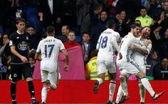 Điểm tin sáng 11-12: Ngược dòng ngoạn mục, R.M đánh bại Deportivo