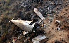 Pakistan dừng bay toàn bộ máy bayATR sau tai nạn thảm khốc