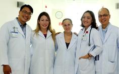 Ước vọng cống hiến của chuyên gia phẫu thuật tim mạch người Mỹ gốc Việt