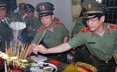 Bộ Công an vào làm việc với Công an Đắk Lắk