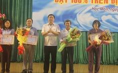 Đảm bảo chất lượng, áp lực nước cho 86.432 hộ dân Hóc Môn