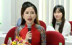 ClipMC Hoài Hương kể chuyện vượt qua bệnh ung thư
