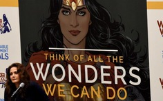 Nhân vật siêu anh hùng Wonder Woman bị Liên hiệp quốc bãi nhiệm