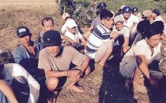 Phá trường gà lớn ở Gò Công, bắt giữ 33 con bạc