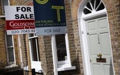 Vương quốc Anh: giá nhà có thể sẽ tăng 2% trong năm 2017