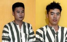 Nhóm cướp tiệm vàng ở Tây Ninh thủ súng bắn đạn bi
