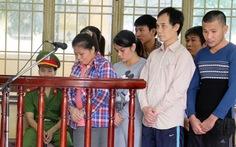 7 bị cáo trong đường dây lưu hành tiền giả lãnh án