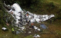 Cơ trưởng có lỗi trong tai nạn máy bay ở Colombia