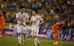 U-21 Hoàng Anh Gia Laithắng dễ vì Gangwon quá non