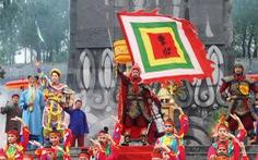 Trang nghiêm lễ kỉ niệm 228 năm Nguyễn Huệ lên ngôi hoàng đế