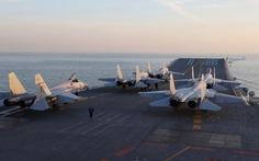 Tàu sân bay Trung Quốc sẽ tập trận trên Thái Bình Dương