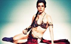Mãi mãi là công chúa Leia của những người yêu Star Wars