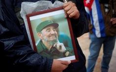 Cuba cấm sử dụng tên Fidel Castro đặt cho các loại danh hiệu, huân chương
