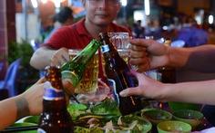 Bỏ dần thói quen ép rượu bia: bằng cách nào?