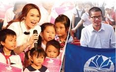 Ươm mầm sống đẹp 2017: Mỹ Tâm và Nguyễn Quang Thạch truyền cảm hứng
