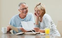 Cẩn thận với bệnh khô mắt ở người cao tuổi