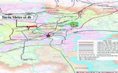 250 triệu USD xây dựng metro vào sân bay Tân Sơn Nhất