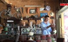 Tham quan chợ đồ cổ ở Vĩnh Long