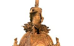 Trình Ban Bí thư lựa chọn mẫu tượng đài Hùng Vương