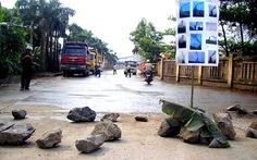 Tạm đình chỉ nhà máy xi măng Vạn Ninh vì gây ô nhiễm