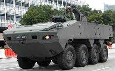 Singapore lên tiếng việc Hong Kong thu giữ 9 xe thiết giáp