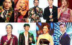 Các giải thưởng nhạc Việt 2016: 9X oanh tạc mọi sân chơi
