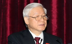 Tổng bí thư Nguyễn Phú Trọng lên đường thăm Trung Quốc