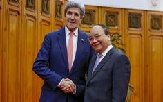 Ngoại trưởng John Kerry: Mỹ có lợi ích ở Châu Á - Thái Bình Dương
