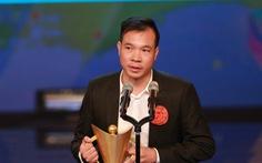 Xuân Vinh và Ánh Viên nhận giải thưởng Cúp chiến thắng