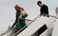 Con gái ông Trump kêu gọi trao cho cha cô một cơ hội