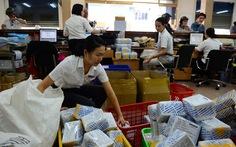Kiến nghị Thủ tướng tháo gỡ cho hàng chuyển phát nhanh