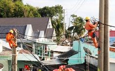 Thêm 3 xã đảo của Kiên Giang có điện lưới quốc gia