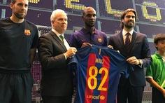 Barca tìm kiếm tài năng bóng đá ở VN