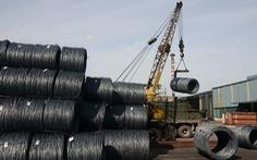 Năm 2016 VN nhập hơn 22 triệu tấn sắt thép Trung Quốc