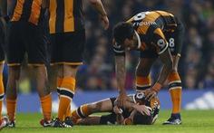 Điểm tin tối 23-1: Tiền vệ của Hull an toàn sau khi bị nứt sọ