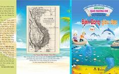 Phát hành bộ sách Biển đảo quê hương em