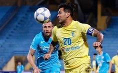 CLB Hà Nội chia tay AFC Champions League 2017