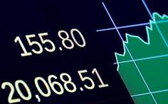 Chỉ số Dow Jones phá kỷ lục 20.000 điểm