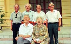 Nhớ GS Đinh Xuân Lâm, một trong 'tứ trụ' của sử Việt
