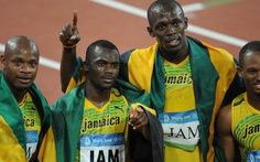 Usain Bolt bị tước 1 HCV Olympic 2008
