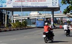 Các tỉnh lộ tại Đồng Nai ngưng thu phí bốn ngày