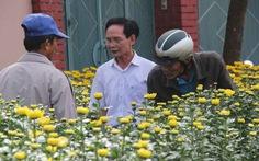 Quảng Ngãi hỗ trợ 50% kinh phí thuê mặt bằng bán hoa Tết