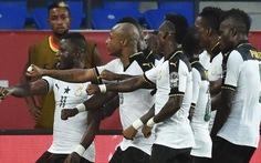 Ghana và Ai Cập vào bán kết CAN 2017