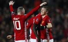Đè bẹp Wigan, M.U vào vòng 5 Cúp FA