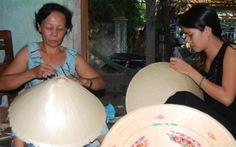 Nghề nón ở Gò Găng & Phú Gia